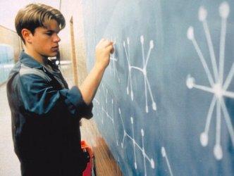 Damon and maths