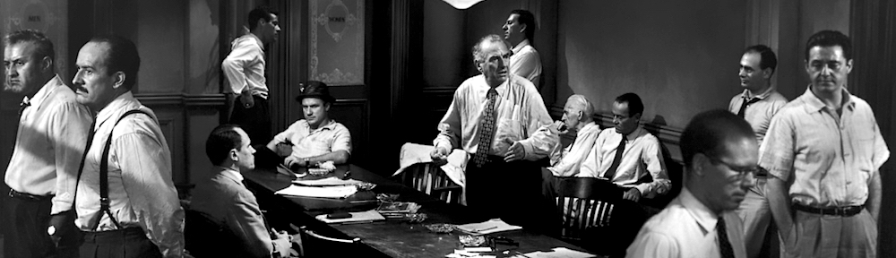12 angry men the jury system - 12 angry men is about 12 men who are the jury for an 18 year old accused  - in our society today citizens play a vital role in the legal system by serving as jury.