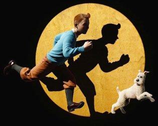 Herge's Adventures of Tintin!