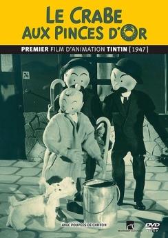 Le Crabe aux Pinces d'Or DVD