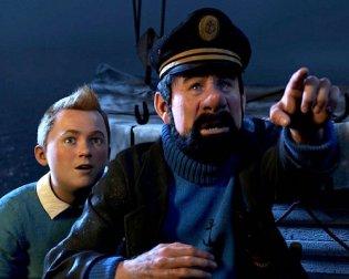 Tintin and Haddock
