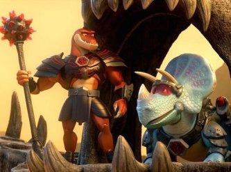 Battlesaurs!