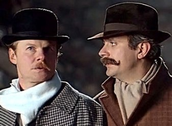 Dr Watson and Sir Henry