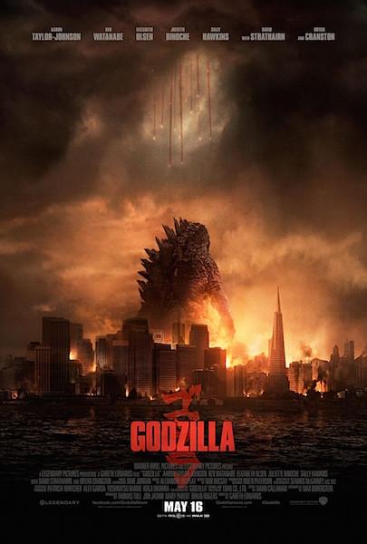 Godzilla (2014) (1/6)