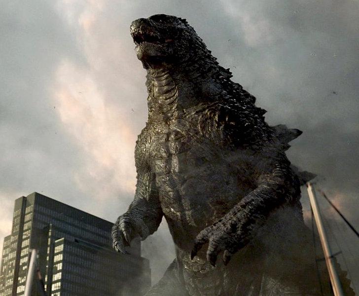 Godzilla (2014) (4/6)