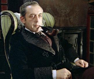 Mr Sherlock Holmes