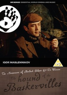 Russian Hound of the Baskervilles UK DVD from Mr Bongo