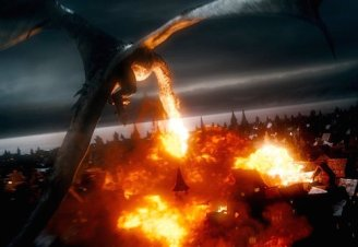 Smaug attacks!