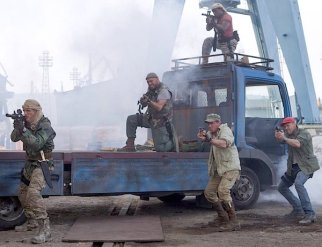 Mogadishu action