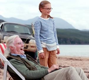 idealised fun granddad