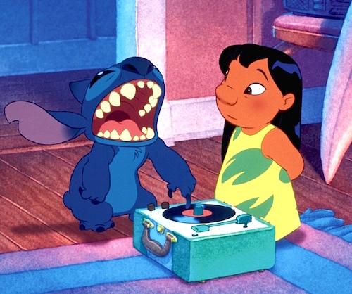 Lilo & Stitch (2002) (3/4)