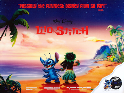 Lilo & Stitch (2002) (1/4)