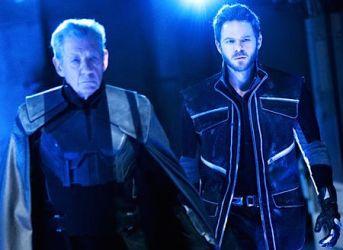 Magneto and Iceman