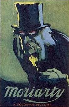 Sherlock Holmes, aka Moriarty