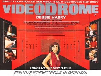 Videodrome UK poster