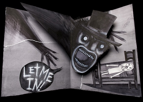 The Babadook (2014) (2/4)