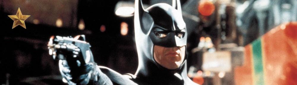 Batman Returns gun banner