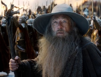 Gandalf the warrior