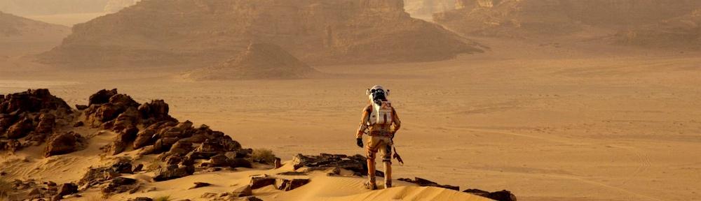 The Martian banner
