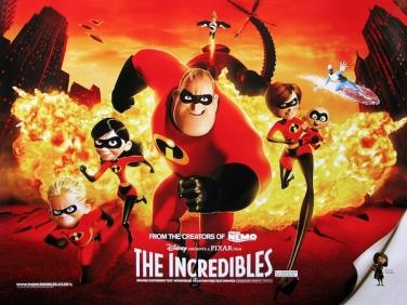 نتيجة بحث الصور عن 2004 The Incredibles