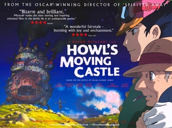 Howl S Moving Castle 2004 100 Films In A Year