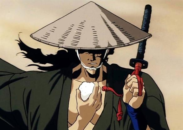 Samurai snack