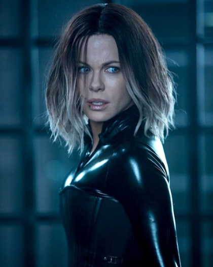 Kate Beckinsale in leather. Nuff said.