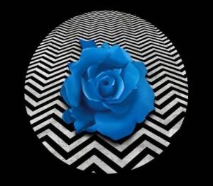 Twin Peaks' blue rose