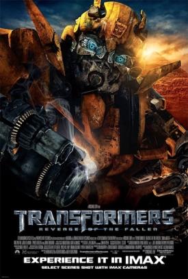 Transformers: Revenge of the Fallen IMAX