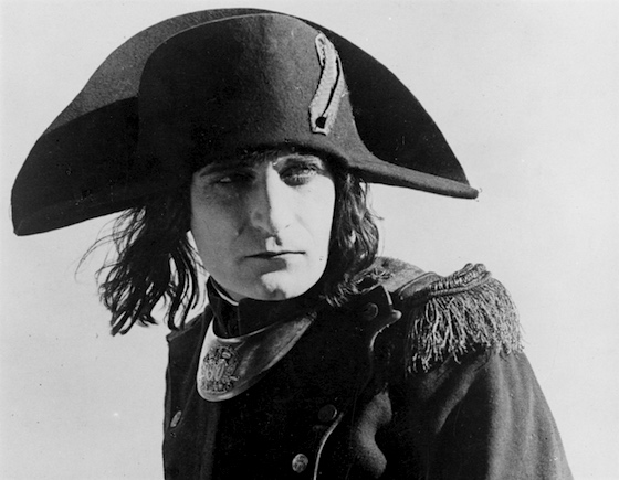 Albert Dieudonne as Napoleon