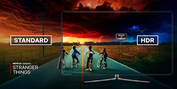 Stranger Things 2 HDR