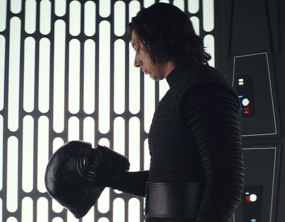 The end of Kylo Ren?