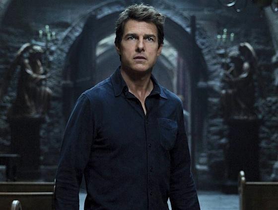 Tom Cruise realises he's made a terrible mistake...