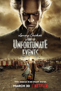 A Series of Unfortunate Events season 2
