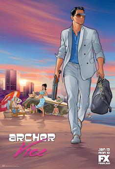 Archer Vice