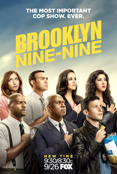 Brooklyn Nine-Nine — the most important cop show. Ever.