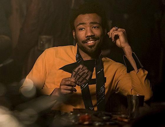 Lando, baby
