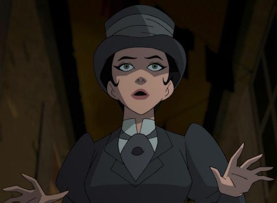 Miss Selina Kyle