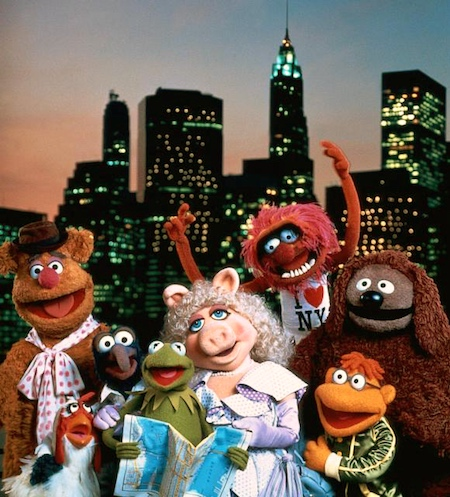 Muppets in Manhattan