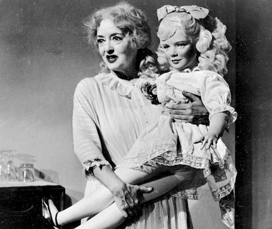 Bette Davis and her preferred co-star