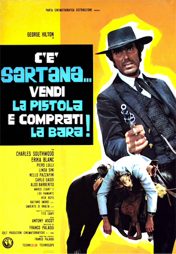 Sartana's Here… Trade Your Pistol for a Coffin