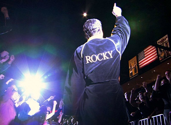 There's only one Rocky
