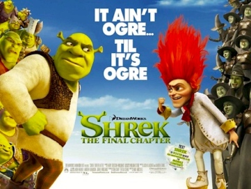 Shrek Forever After 2010 100 Films In A Year