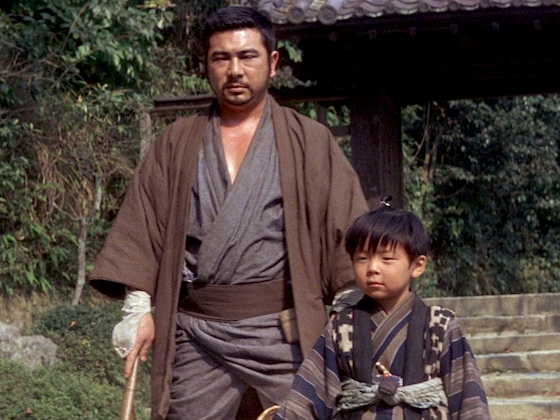 Zatoichi and son... just not his son