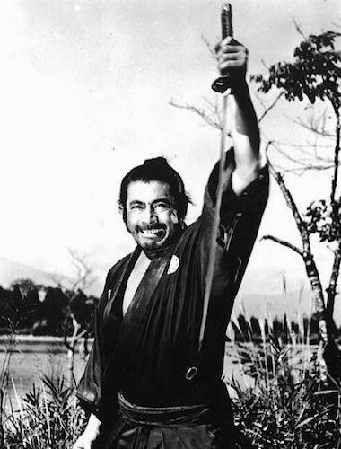 Sanjuro's sword