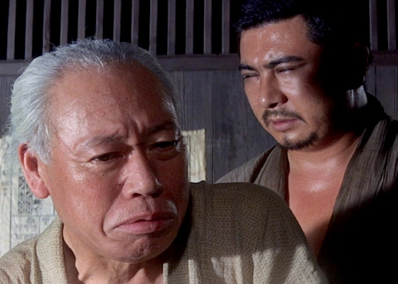 Zatoichi and the doctor