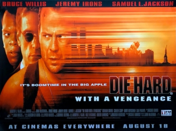 Die Hard With A Vengeance 1995 100 Films In A Year