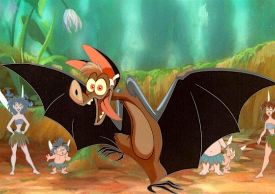 Batty, indeed