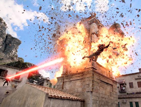 Imagine this in IMAX 3D. Just imagine.