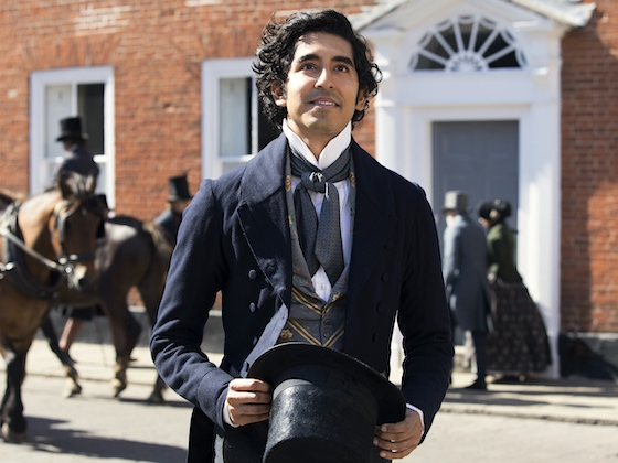 Dev Patel IS David Copperfield
